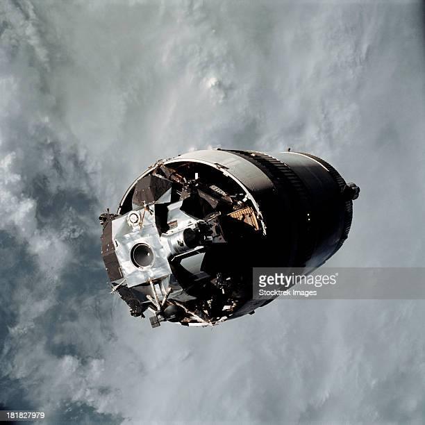 The Lunar Module Spider of the Apollo 9 mission.