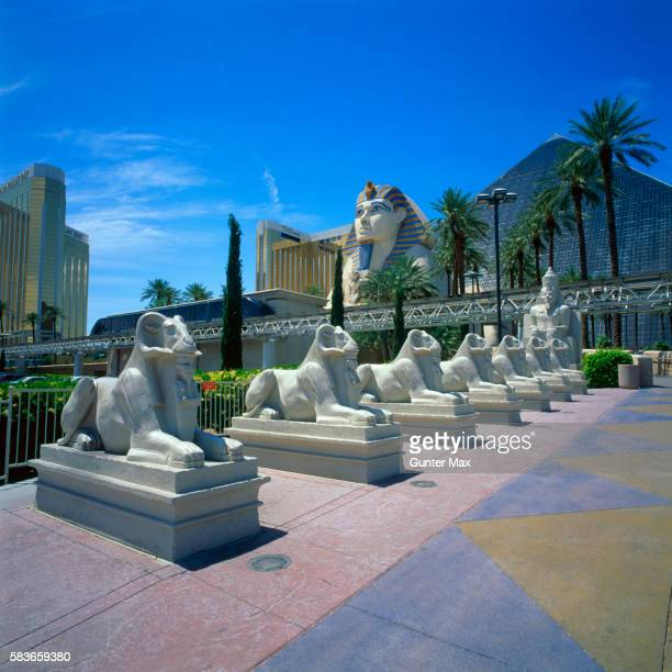 the luxor, las vegas, nevada, usa - luxor hotel stock pictures, royalty-free photos & images