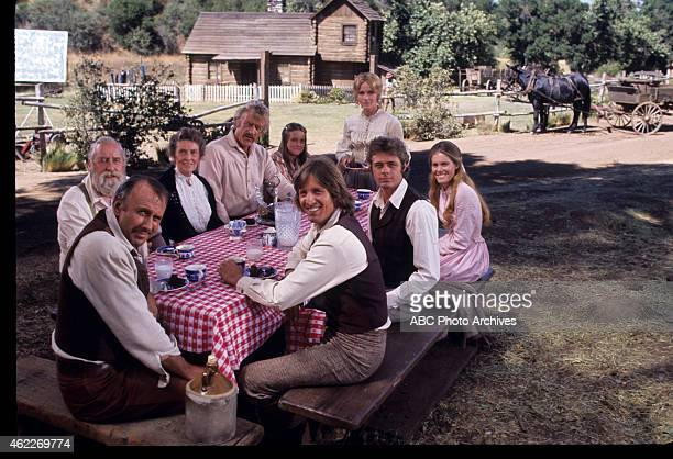 WON 'The Macahans' Airdate January 19 1976 L