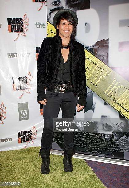 """The Mad Musician attends """"Trophy Kids"""" World Film Festival Premiere at Laemmle Sunset 5 Theatre on June 5, 2011 in West Hollywood, California."""