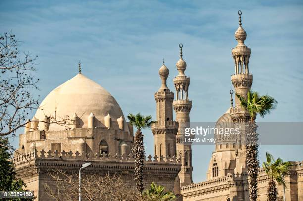 The Madrasa of Sultan Hassan Mosque, Cairo, Egypt