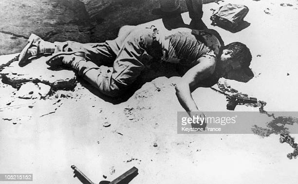 The Mafioso Gangster Salvatore Giuliano Was Found Dead By The Italian Police In The Courtyard Of House In Castelvetrino On July 14 1950 He Fell Under...