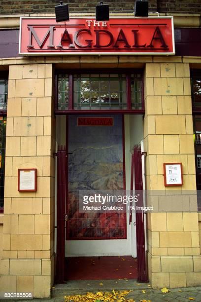 The Magdala Tavern Hampstead North London where Ruth Ellis shot her lover David Blakely at point blank range on Easter Sunday 1955 Ruth Ellis pleaded...