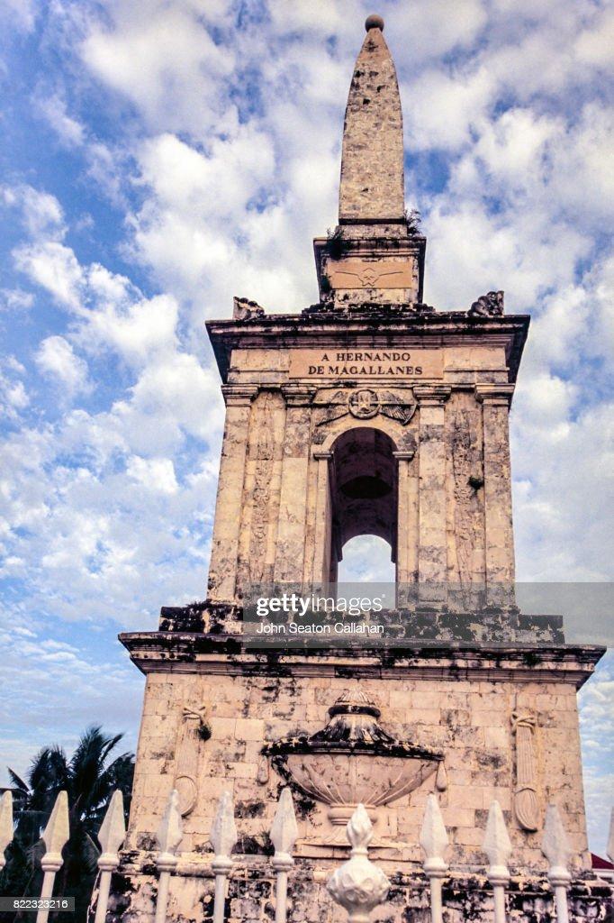The Magellan Monument : Stock Photo