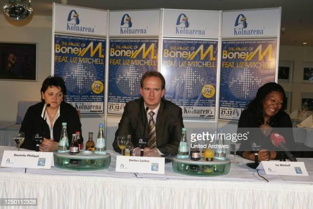 The Magic of Boney M. Tournee 2007 - Liz Mitchell präsentiert ihre Live-Konzert-Tournee und ihr Gastspiel in der Kölnarena am in Köln. Mit dabei:...