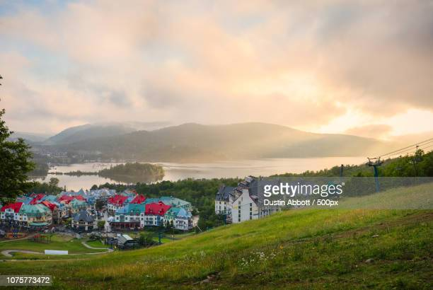 The Magic of Mont Tremblant