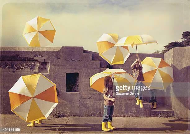 The Magic Umbrella.