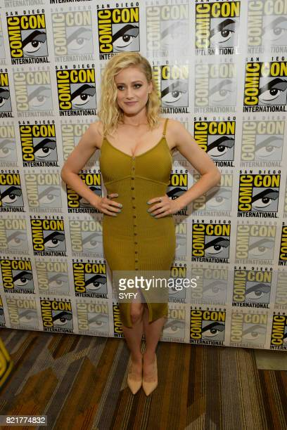 DIEGO The Magicians Press Room Pictured Olivia Taylor Dudley