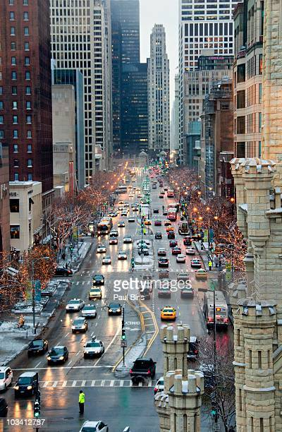 """The Magnificent Mile"""