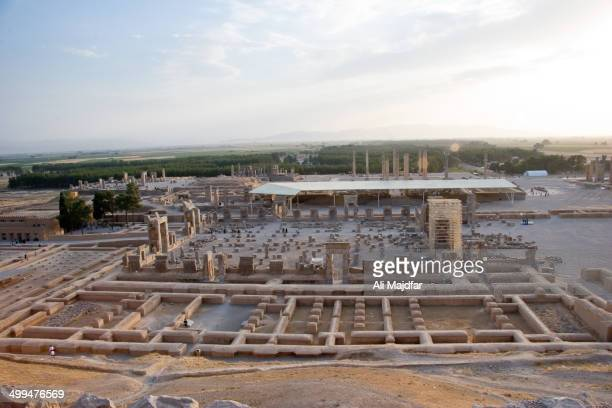 CONTENT] The magnificent palace complex at Persepolis was founded by Darius the Great around 518 BC Conceived to be the seat of government for the...