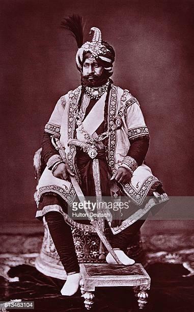 HH The Maharaja of Jammu and Kashmir GCSI