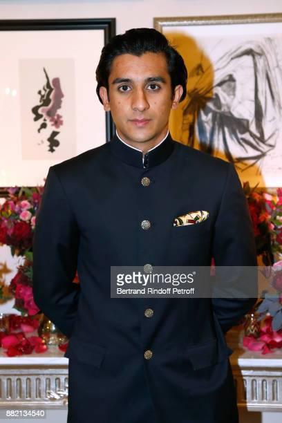 "The Maharaja Sawai Padmanabh Singh of jaipur attends the Charity Gala to Benefit the ""Princess Diya Kumari of Jaipur"" Foundation. Held at Plaza..."