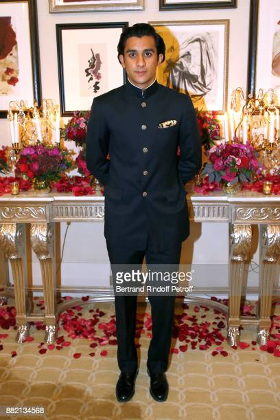 HRH the Maharaja Sawai Padmanabh Singh of jaipur attends the Charity Gala to Benefit the 'Princess Diya Kumari of Jaipur' Foundation Held at Plaza...