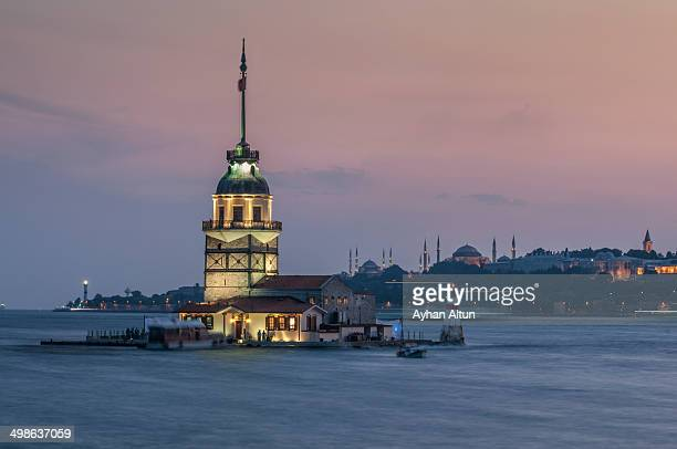 CONTENT] The Maiden's Tower also known in the ancient Greek and medieval Byzantine periods as Leander's Tower sits on a small islet located at the...