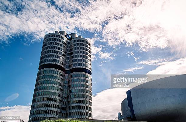 CONTENT] The main building of BMW also as a famous travel destination in Germany Taken in Munich Bavaria Germany
