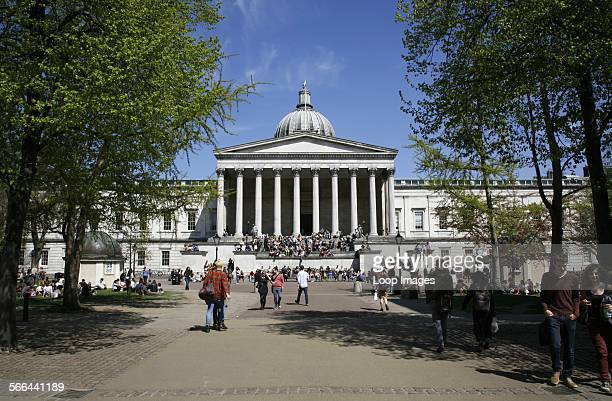 The Main Building of University College London on Gower Street