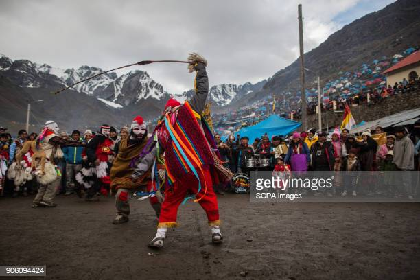 The main day in Qoyllurit'i is a true celebration after having climbed the mountains and having waited for the sunrise in an ancestral ritual the...