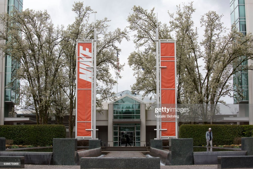 ed2b4bb6c902 Nike Releases Earnings Report Amid Internal Shake Up Over Sexist Behavior    News Photo