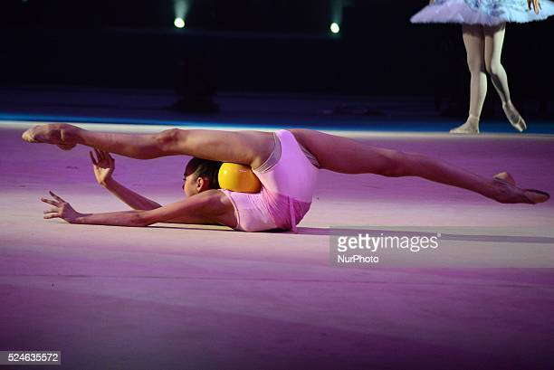 The main event of the year in rhythmic gymnastics is taking place in Kiev from 28 August until 1 September About 300 gymnasts from 59 countries of...