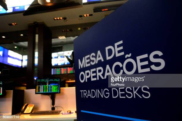 The main index of the São Paulo stock market closed in the red on 31 October 2017 with investors remaining cautious about concerns about the advance...