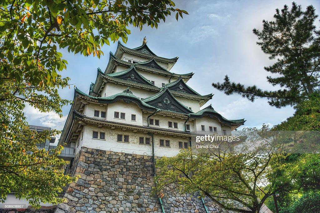 Nagoya Castle Tower : News Photo