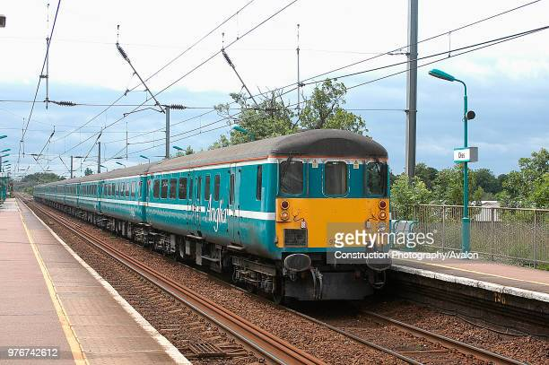 The main service of the One Anglia franchise is the frequent London Norwich service operated by locomotives plus DVT at the Norwich end of trainsets...