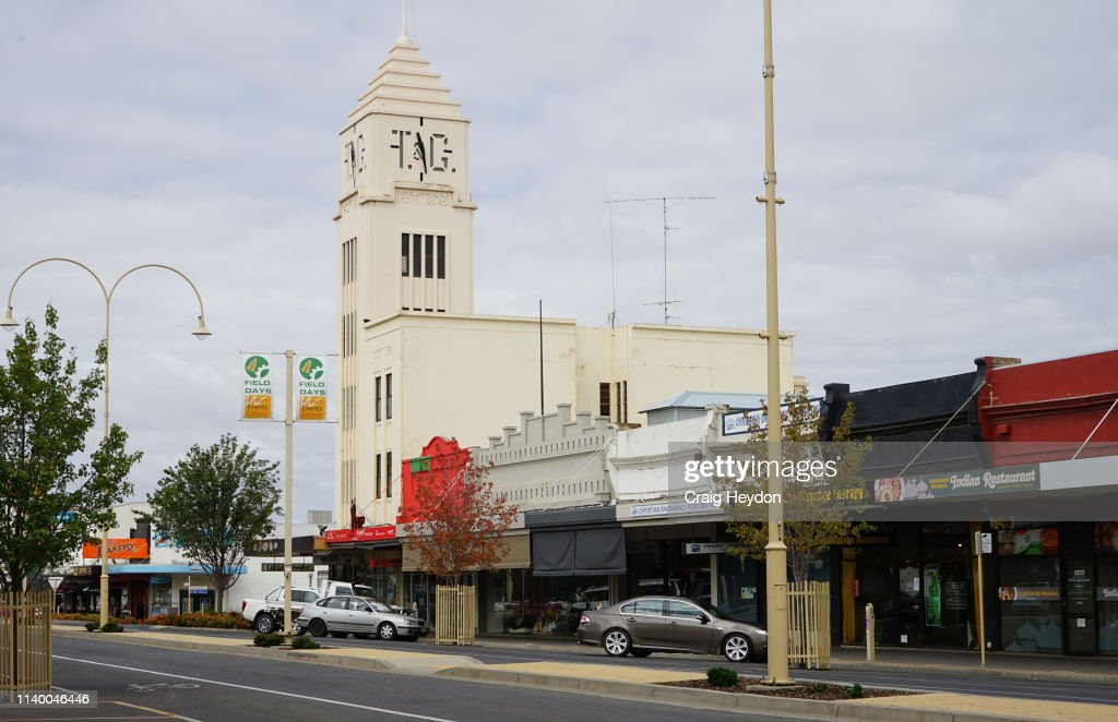 AUS: General Views Of Horsham, Victoria