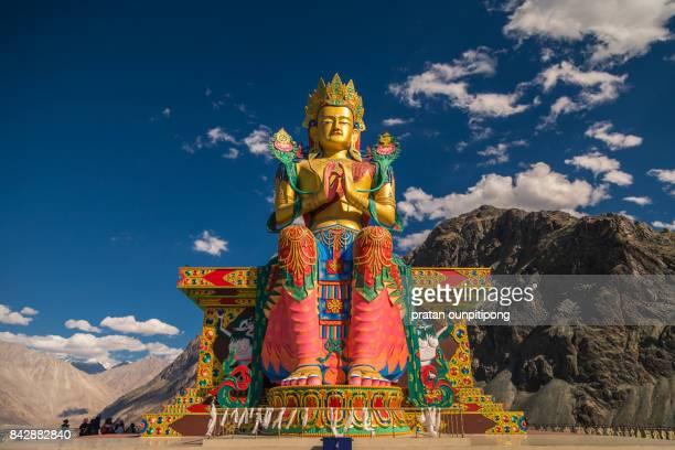 The Maitreya Buddha of Diskit