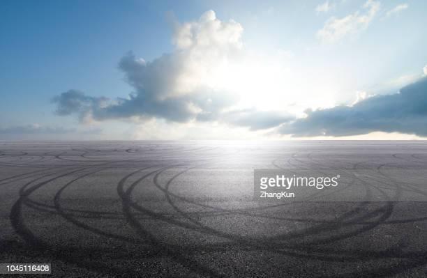 the major road of china - motorsport stock-fotos und bilder