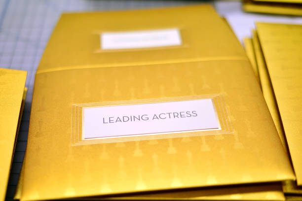 """CA: """"Making Of"""" The 86th Annual Academy Awards Oscar Winners Envelope"""