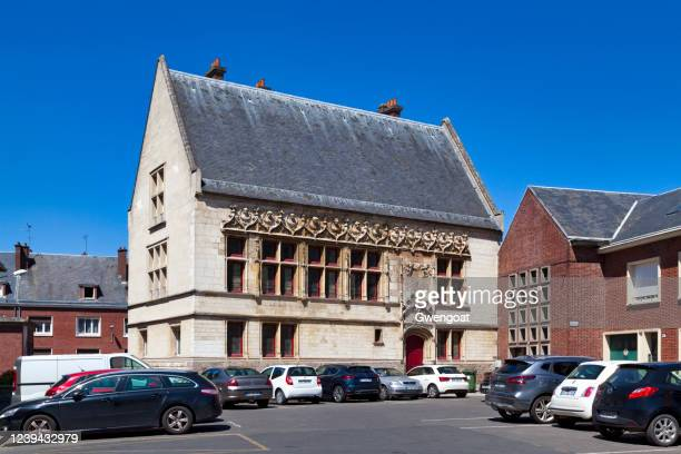 the malmaison in amiens - gwengoat stock pictures, royalty-free photos & images