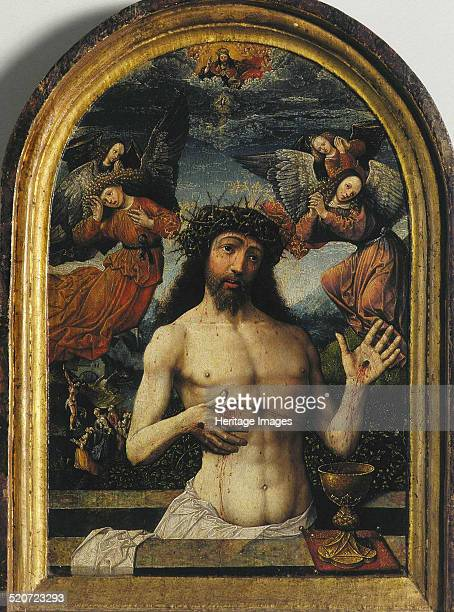 The Man of Sorrows Found in the collection of Museum Mayer van den Bergh Antwerp