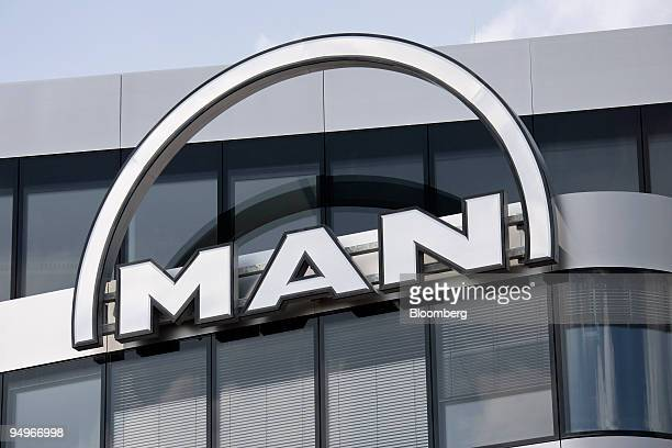 The MAN SE headquarters stand in Munich Germany on Tuesday Aug 18 2009 MAN SE is merging its MAN Diesel SE and MAN Turbo AG units into a new power...
