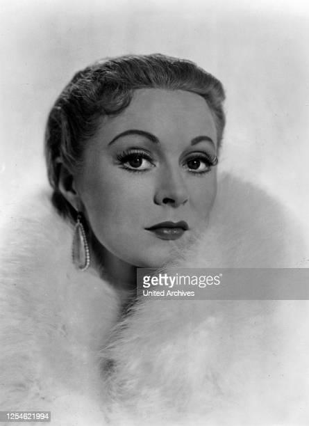 Der Mann der Rothaarige liebte Großbritannien 1955 Regie Harold French Darsteller Moira Shearer