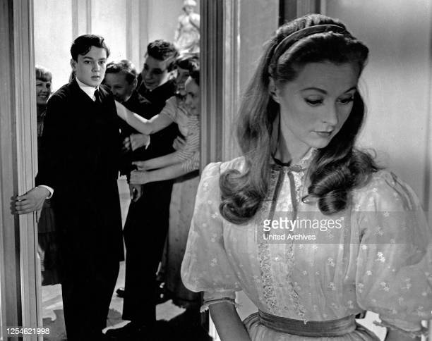 Der Mann der Rothaarige liebte Großbritannien 1955 Regie Harold French Darsteller Jeremy Spenser Moira Shearer