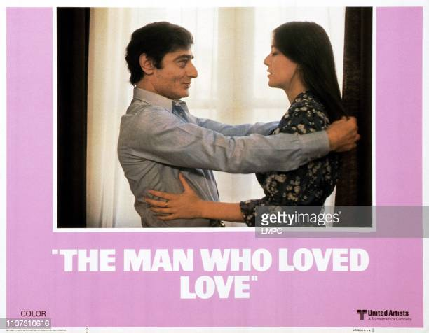 The Man Who Loved Women lobbycard Charles Denner 1977