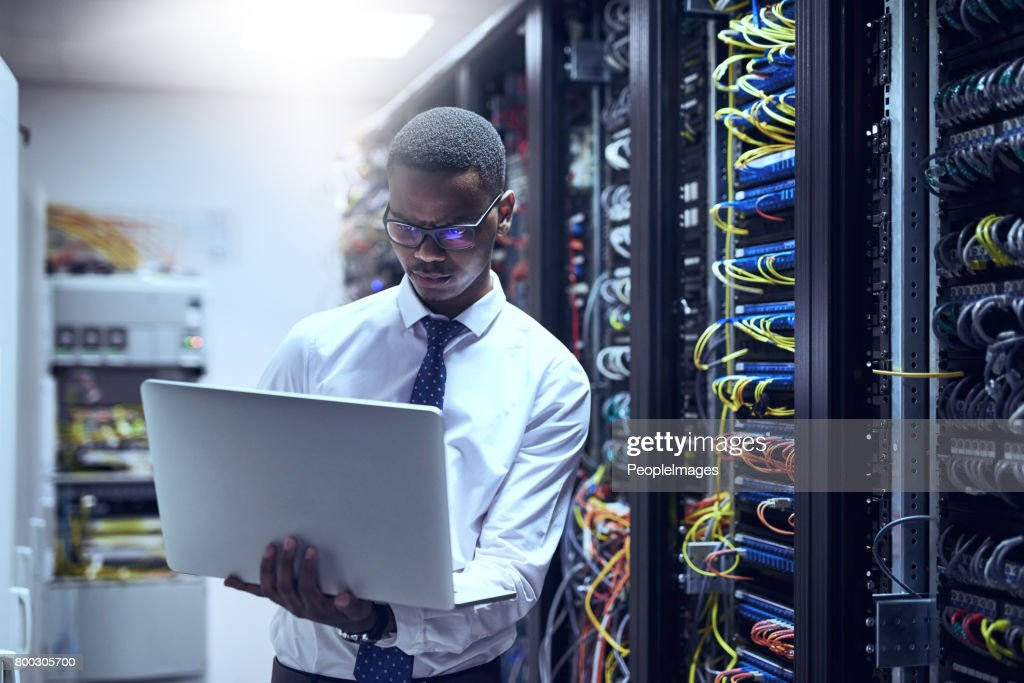The man with the plan : Stock Photo