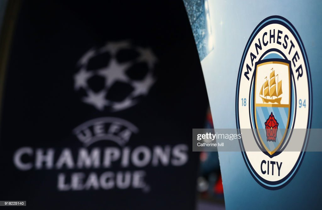 FC Basel v Manchester City - UEFA Champions League Round of 16: First Leg : News Photo