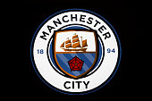 manchester england manchester city club crest