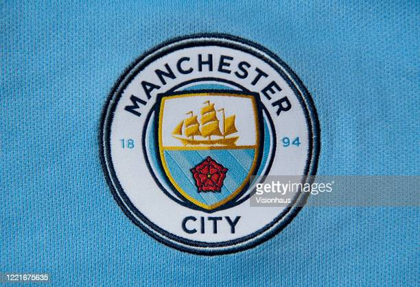 Manchester City Pin Badge New Crest 2016