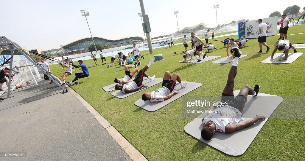 Manchester United Warm Weather Training Session : News Photo