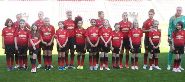 GBR: Manchester United Women v Lewes Women - WSL
