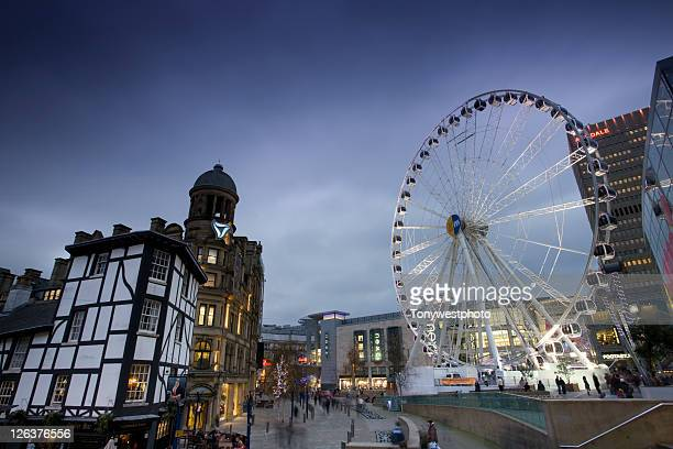 The Manchester Wheel, The Triangle, Manchester UK
