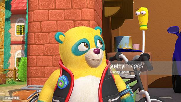OSO The Manny with the Golden Bear In the firstever Disney Junior crossover episode Handy Manny and his tools pay a visit to Special Agent Oso and...