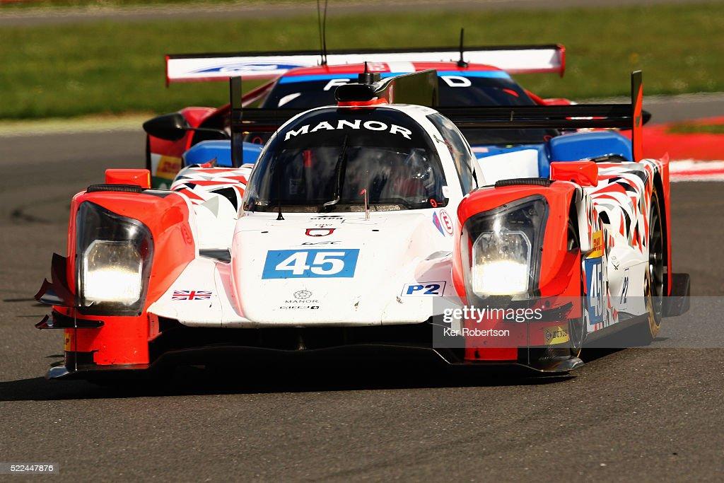 FIA World Endurance Championship - Six Hours of Silverstone : News Photo