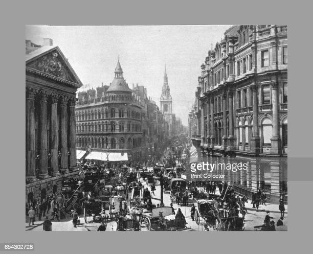 The Mansion House and Cheapside London c1900 Mansion House is the official residence of the Lord Mayor of London It is used for some of the City of...