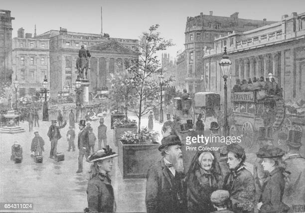The Mansion House and the Bank of England 1891 Mansion House is the official residence of the Lord Mayor of London built between 1739 and 1752 in...