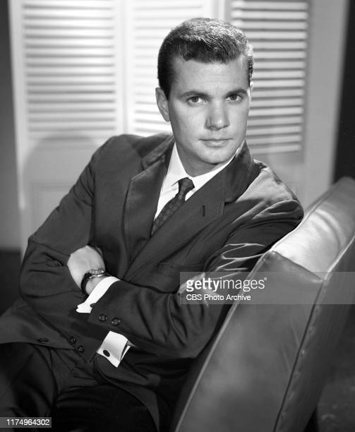 The Many Loves Of Dobie Gillis a CBS television situation comedy Pictured is Dwayne Hickman May 7 1960