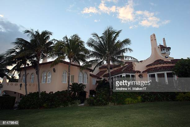 RATES The MaraLago Club during the wedding of Ivana Trump and Rossano Rubicondi at the MaraLago Club on April 12 2008 in Palm Beach Florida