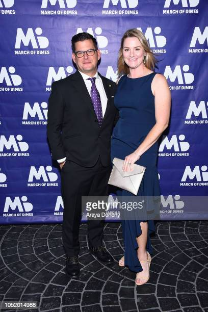 The March of Dimes Signatures Chefs Auction Los Angeles on October 11 2018 in Beverly Hills California